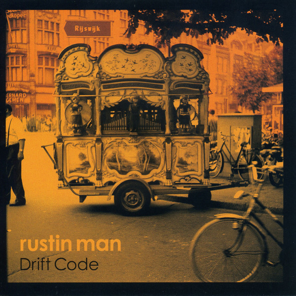 "RUSTIN MAN ""Drift code"" CD"