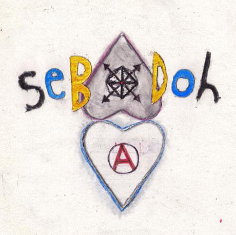 "SEBADOH ""Defend yourself"" VINYL"