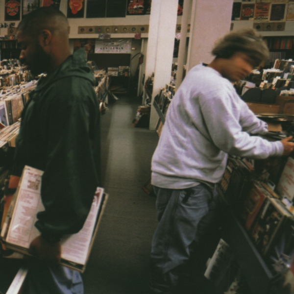 "DJ SHADOW ""Endtroducing"" VINYL"
