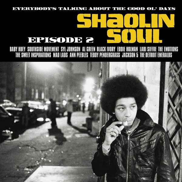 "VA ""Shaolin soul : Episode 2"" 2LP"