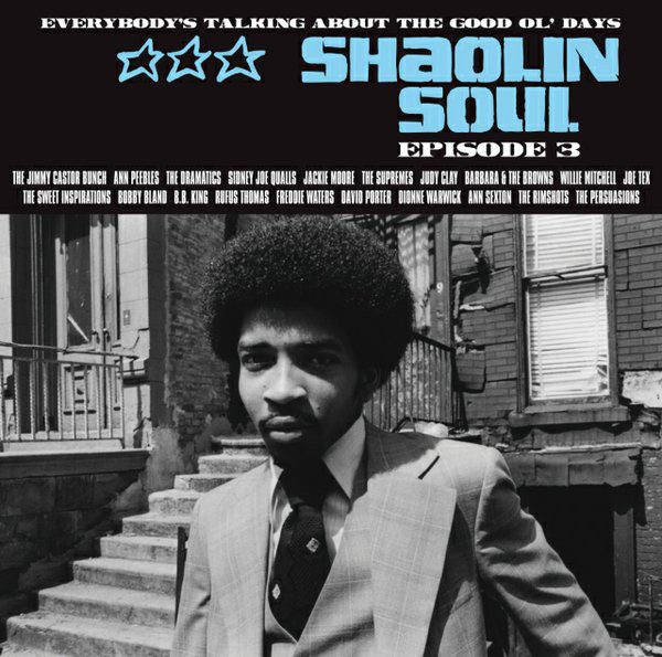 "VA ""Shaolin soul : Episode 3"" 2LP"