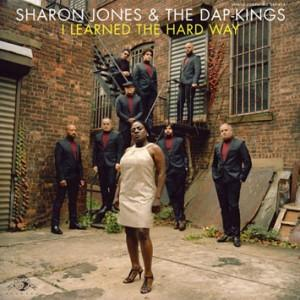 "SHARON JONES & THE DAP-KINGS ""I learned the hard way"" VINYL"