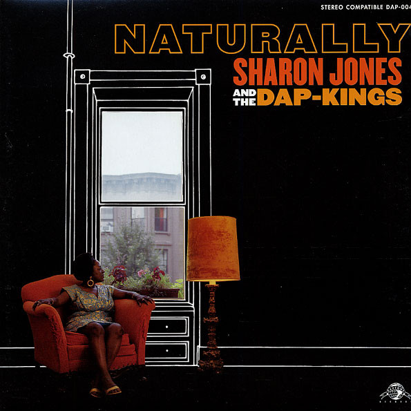 "SHARON JONES & THE DAP-KINGS ""Naturally"" CD"