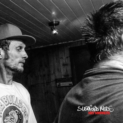 "SLEAFORD MODS ""Key markets"" VINYL"