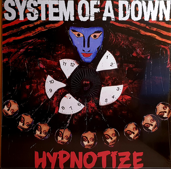 "SYSTEM OF A DOWN ""Hypnotize"" VINYL"
