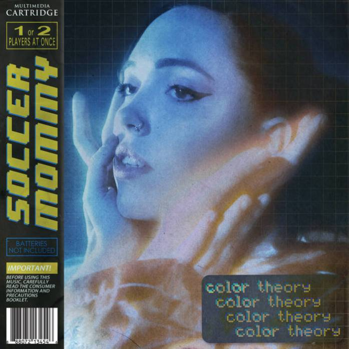 "SOCCER MOMMY ""Color theory"" VINYL"
