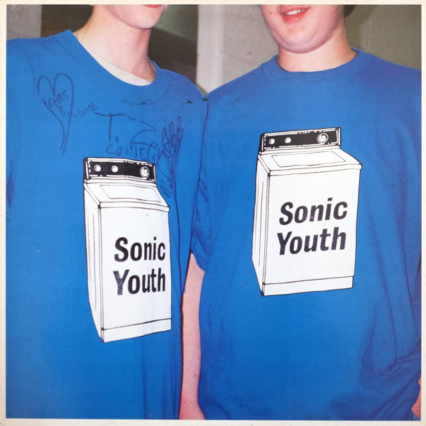 "SONIC YOUTH ""Washing machine"" DOUBLE VINYL"