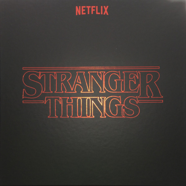 "OST ""Stranger things season one"" Box"