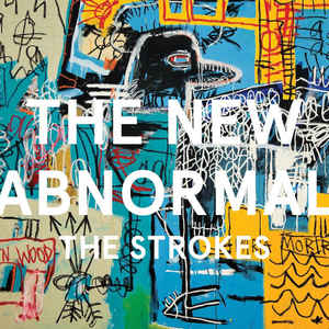 "THE STROKES ""The new abnormal"" CD"