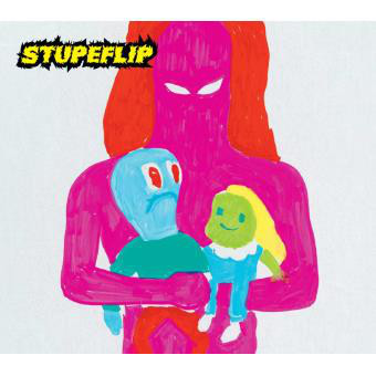 "STUPEFLIP ""Stup virus"" CD"