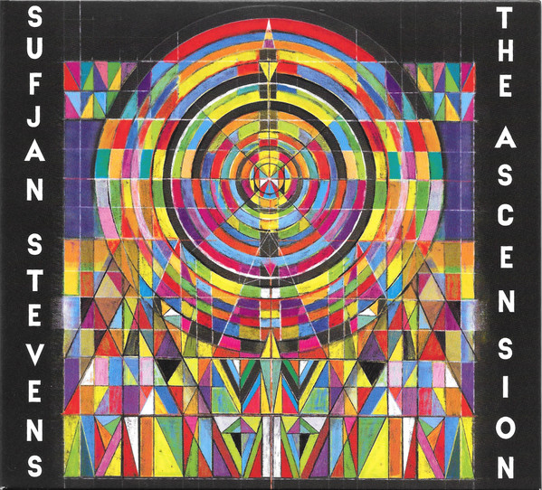 "SUFJAN STEVENS ""The ascension"" CD"