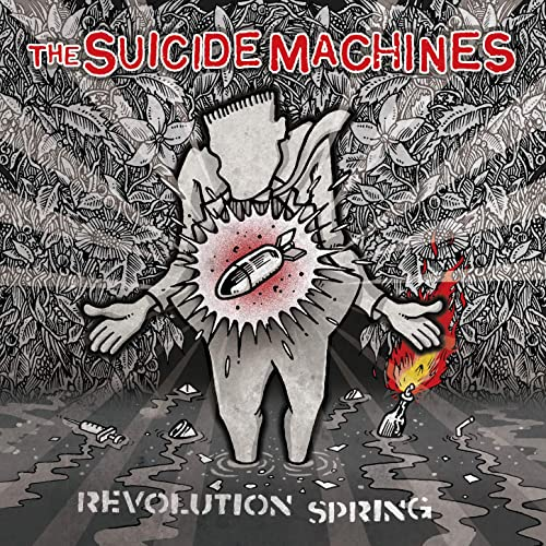 "THE SUICIDE MACHINES ""Revolution Spring"" VINYL"