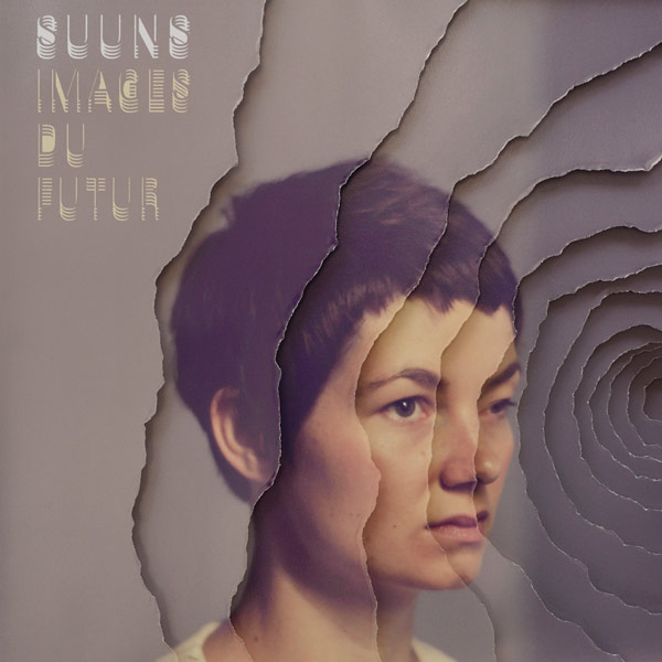 "SUUNS ""Images du futur"" CD"