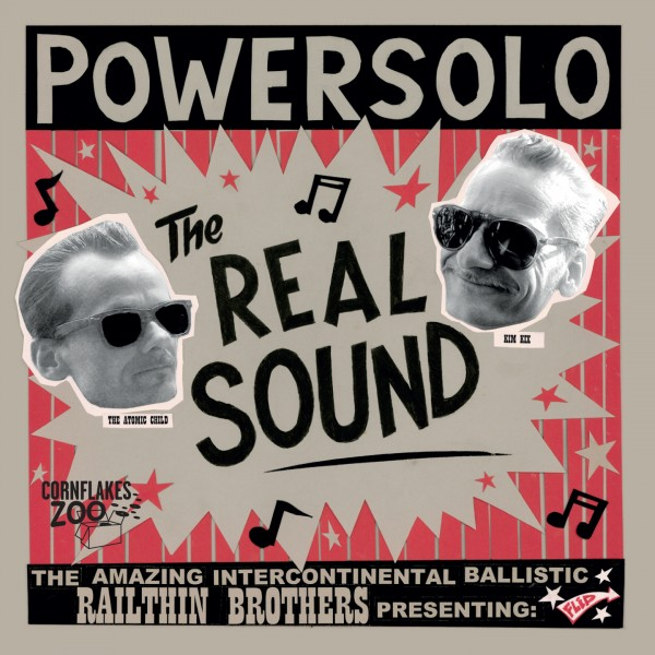 "POWERSOLO ""The Real Sound"" LP"