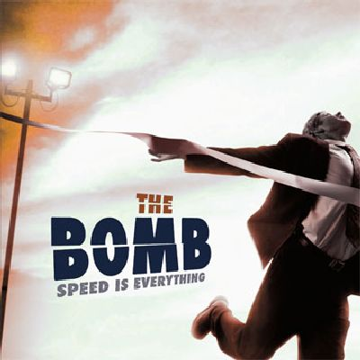 "THE BOMB ""Speed is everything"" LP"