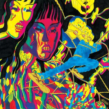 "THEE OH SEES ""Drop"" LP"