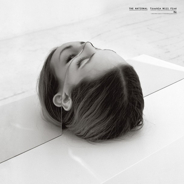 "THE NATIONAL ""Trouble will find me"" CD"
