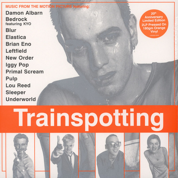 "OST ""Trainspotting"" VINYL"