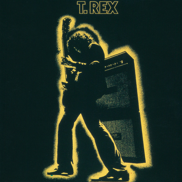 "T. REX ""Electric warrior"" VINYL"