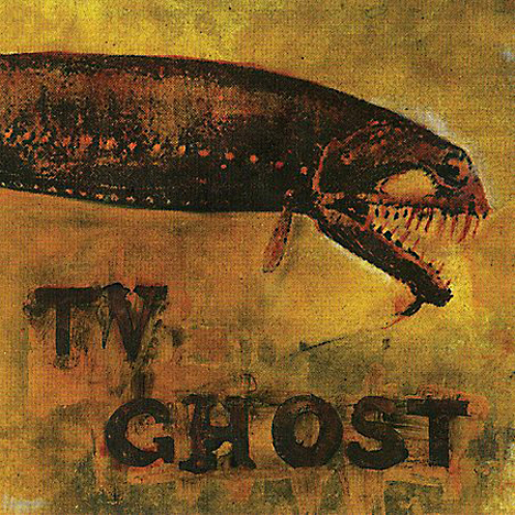 "TV GHOST ""S/t"" LP"