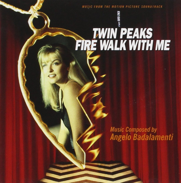 "OST ""Twin Peaks : Fire walk with me"" VINYL"