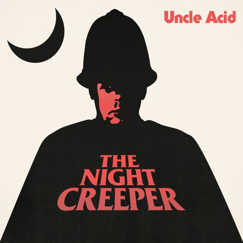 "UNCLE ACID ""The night creeper"" DOUBLE VINYL"