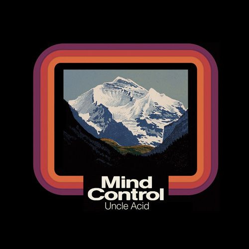 "UNCLE ACID ""Mind control"" DOUBLE VINYL"