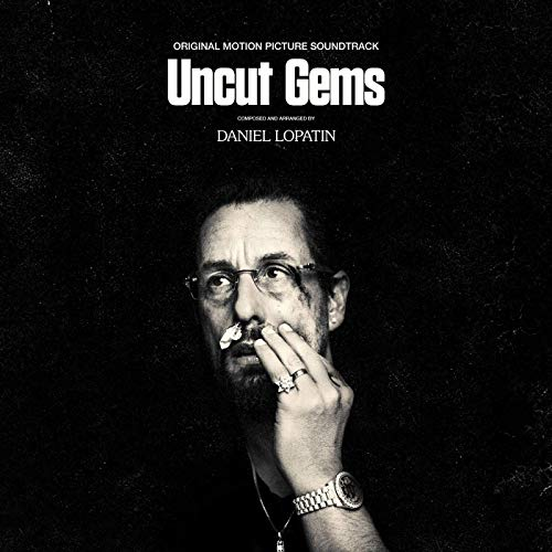 "OST ""Uncut gems"" DOUBLE VINYL"