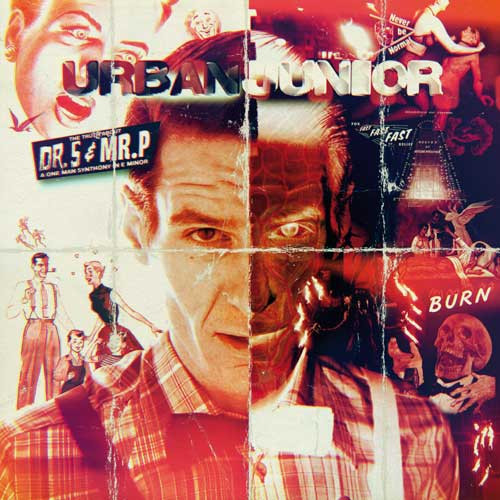 "URBAN JUNIOR ""The truth about.."" LP"