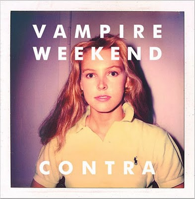 "VAMPIRE WEEKEND ""Contra"" CD"