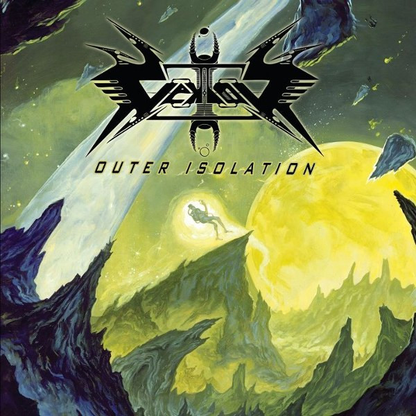 "VEKTOR ""Outer isolation"" VINYL"