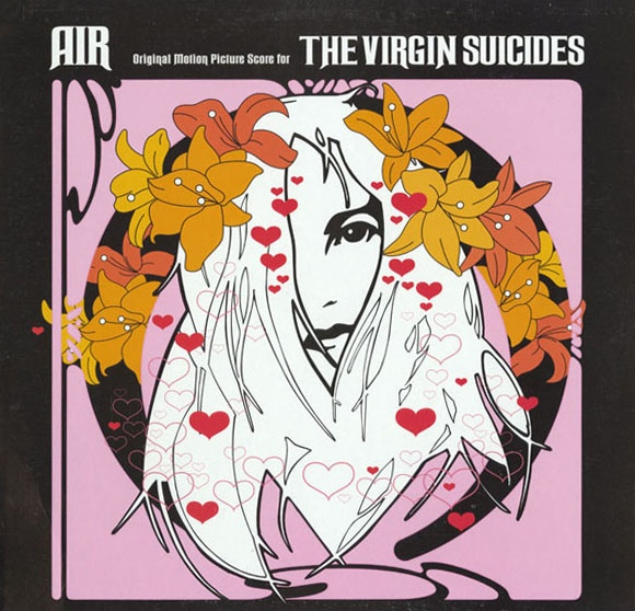 "OST ""The virgin suicides"" VINYL"