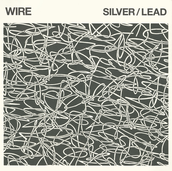 "WIRE ""Silver/lead"" CD"