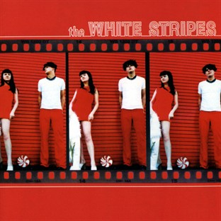 "WHITE STRIPES ""S/t"" VINYL"