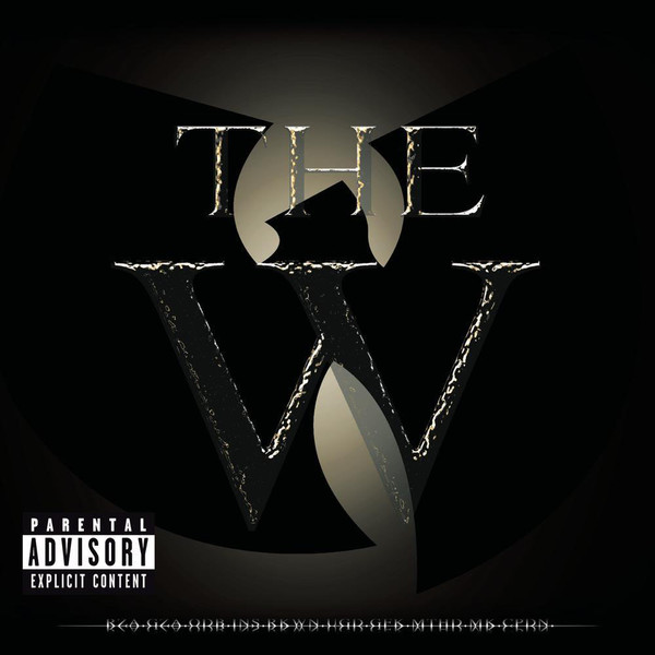"WU-TANG CLAN ""The W"" VINYL"