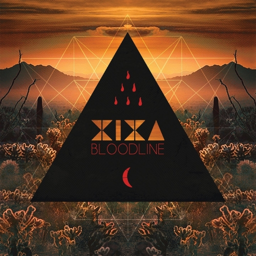 "XIXA ""Bloodline"" LP"