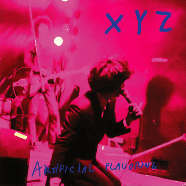 "XYZ ""Artificial flavoring"" CD"