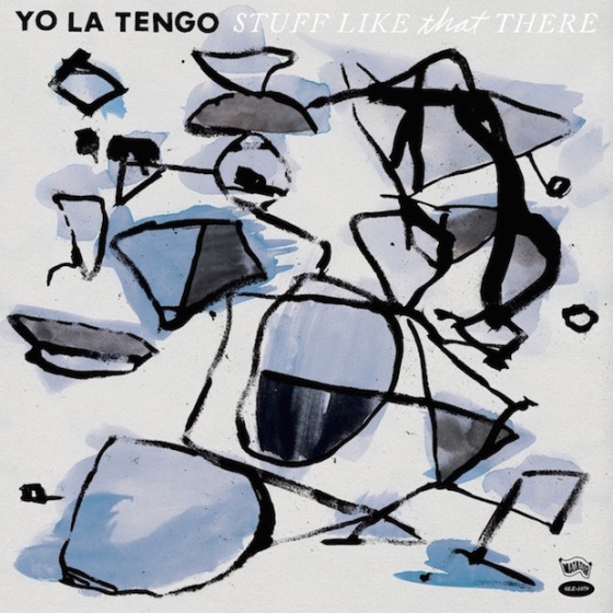 "YO LA TENGO ""Stuff like that there"" CD"