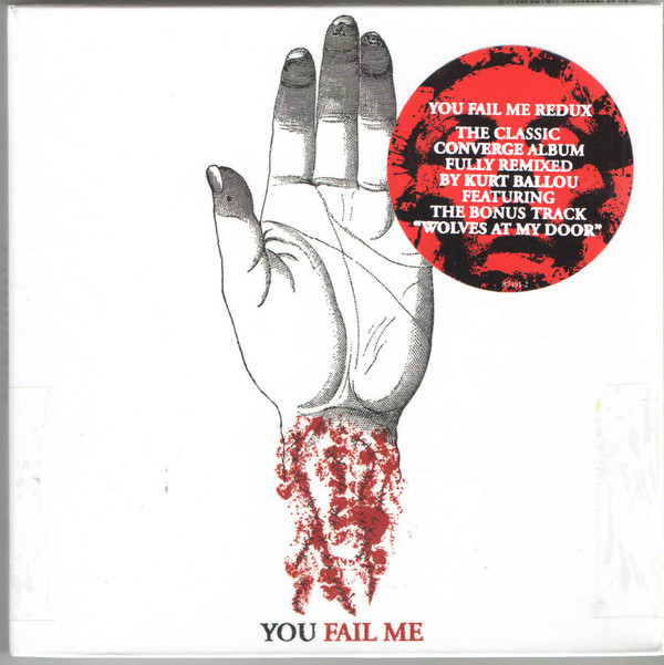 "CONVERGE ""You Fail Me Redux"" CD"
