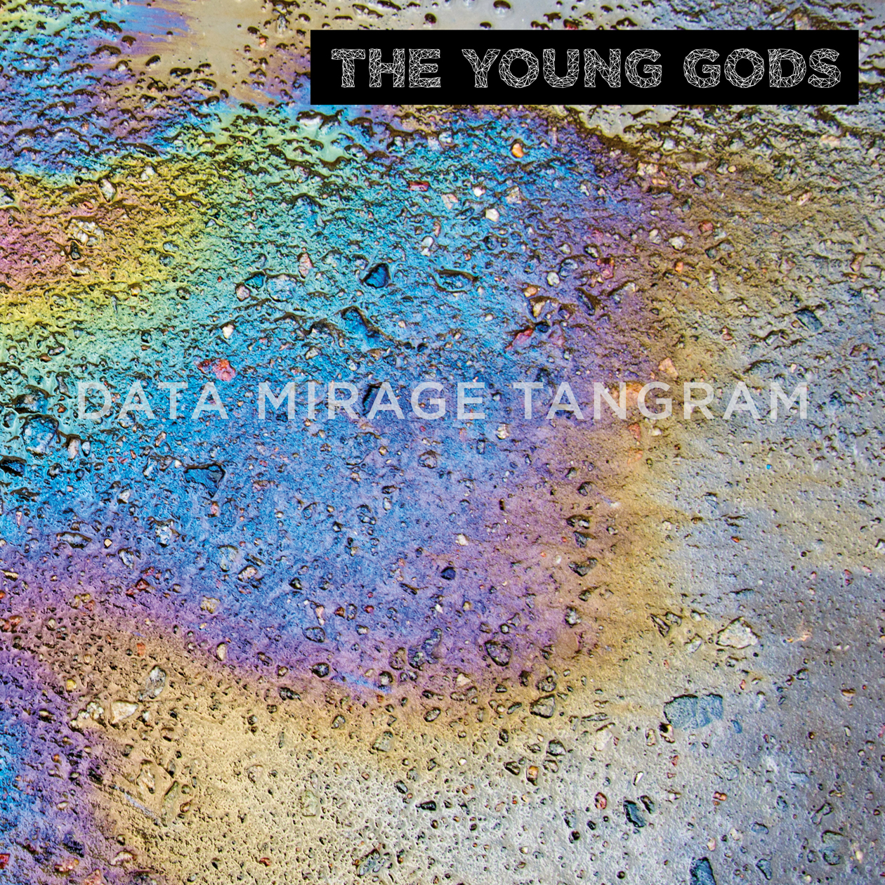"THE YOUNG GODS ""Data mirage tangram"" DOUBLE VINYL"