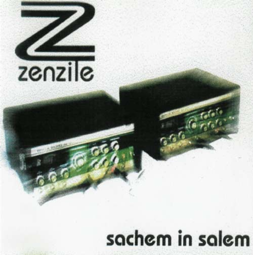 "ZENZILE ""Sachem in salem"" LP"