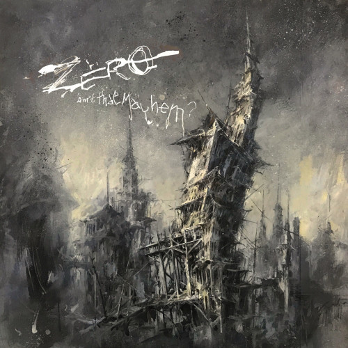 "ZERO ""Ain't that mayhem"" DOUBLE VINYL"